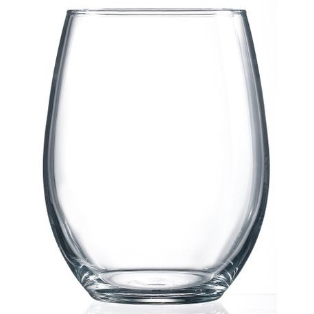 Arc Cardinal® Arcoroc™ Stemless Perfection™ 15 oz Wine Glass (C8303)