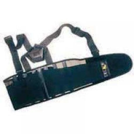 Black Extra Large Industrial Back Support Belt
