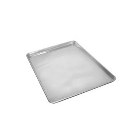 "1/2 Size 18"" x 13"" Aluminum Sheet Pan"