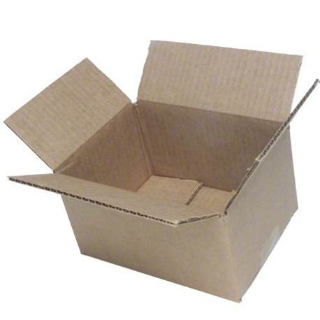 "15"" x 12"" x 4"" Corrugated Box (151204)"