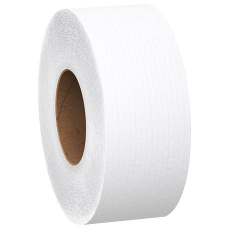 Kimberly Clark® Cottonelle® High-Capacity 2 Ply 750' Jumbo Roll Jr. Toilet Paper (07304)