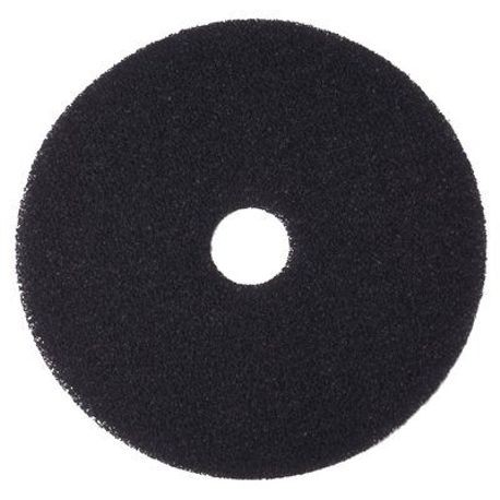 "3M® Black Stripper 14"" x 20"" Pad (7200)"
