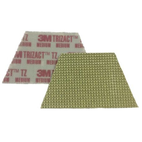 3M® Trizact Abrasive Diamond Pad Red (7100135856)