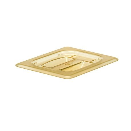 Cambro® H-Pan 1/8 Pan Cover with Built In Handle (80HPCH150)