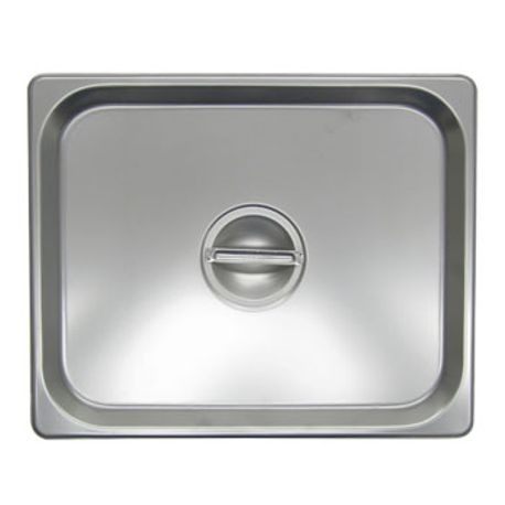 Admiral Craft® Stainless Steel 1/2 Size Steam Pan Cover (STPA5120C)