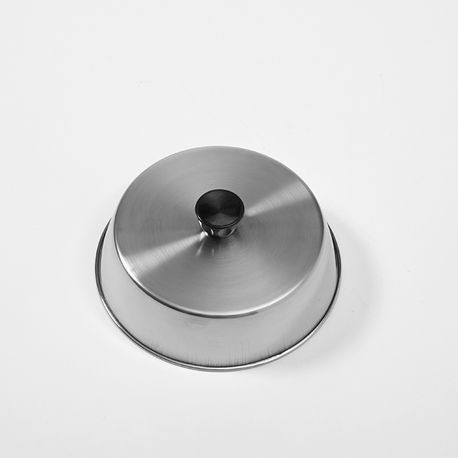 "Basting Cover Stainless Steel 7.5"" x 2"" (Ba740S)"