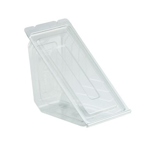 Anchor Packaging® DeliView™ Hinged Sandwich Clear (4511019)