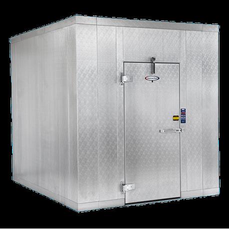 American Panel 10x10f O Walk In Freezer 7 6 Quot H X 9 8 Quot W
