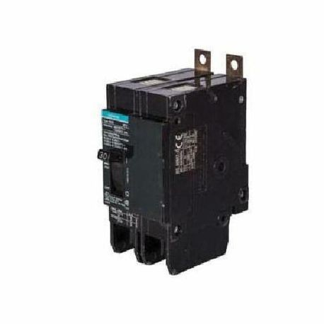 Siemens BQD6245 Molded Case Circuit Breaker, 347/600 VAC, 45 A, 10 kA Interrupt, 2 Poles, Thermal Magnetic Trip
