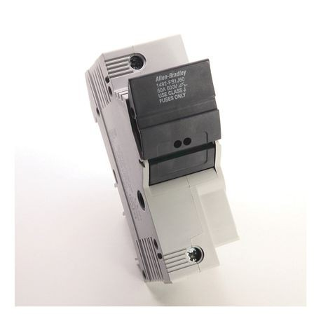1492-FB Fuse Holder with 1 pole, Class J Type Fuses, 60A and LED Blown Fuse Indicator, Pkg. Qty. 6