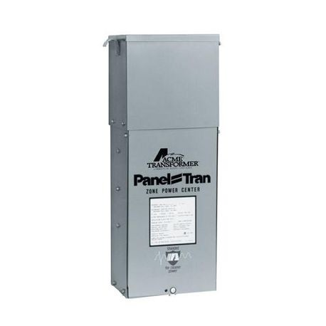 Acme Electric® PT061150007LS Panel-Tran® Power Center, 480 VAC Primary, 120/240 VAC Secondary, 60 Hz, 1 Phase