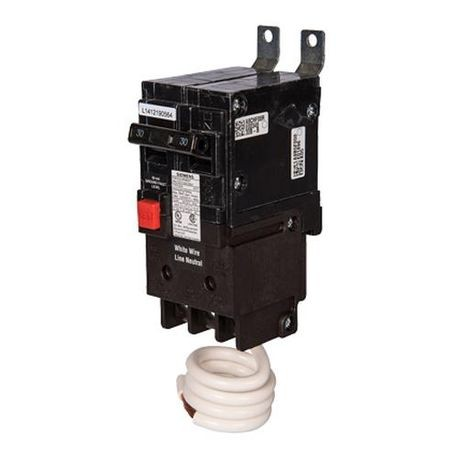 Siemens BE260H Molded Case Circuit Breaker, 120/240 VAC, 60 A, 22 kA Interrupt, 2 Poles, Thermal Magnetic Trip