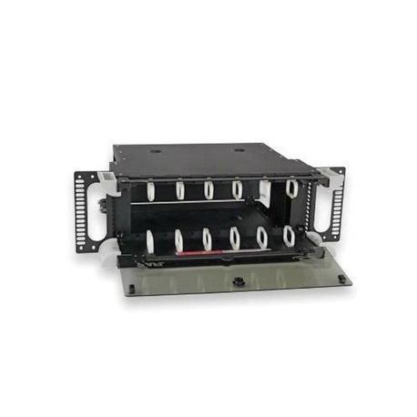 AFL® FM001090-B XFM® Empty Patch Panel, Aluminum