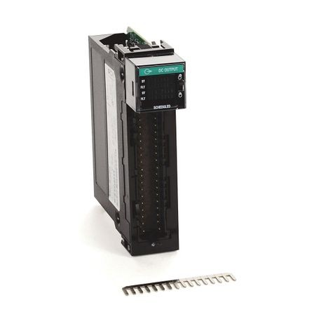10-30 VDC Scheduled, Electronically-Protected, Sinking Sourcing, Isolated, Fast Output Module