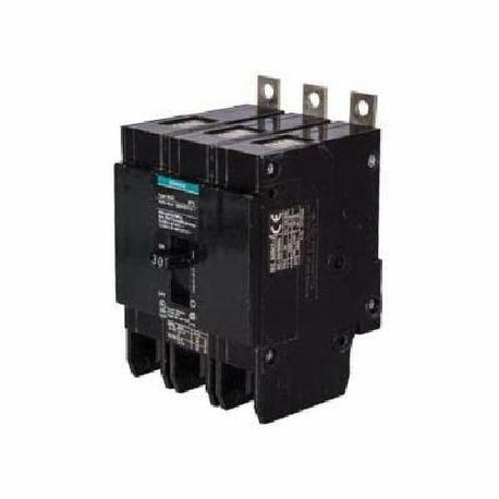 Siemens BQD310000S01 Molded Case Circuit Breaker, 277/480 VAC, 100 A, 14 kA Interrupt, 3 Poles, Thermal Magnetic/Shunt Trip