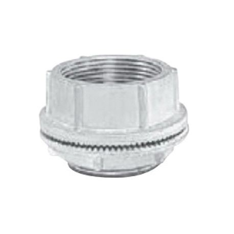 Siemens 49MACMD Female Watertight Conduit Hub, 1 in For Use With: NEMA 12/3/3R/4 Enclosure, Metal