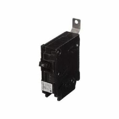 Siemens SpeedFax™ B14000S01 Molded Case Circuit Breaker With Insta-Wire, 120 VAC, 40 A, 10 kA Interrupt, 1 Poles, Thermal Magnetic/Shunt Trip