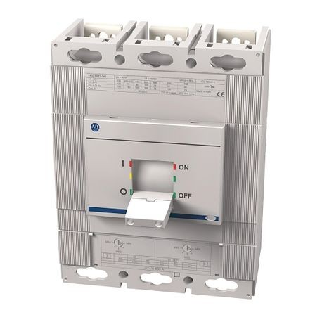 140G - Molded Case Circuit Breaker, M frame, 65 kA, T/M - Thermal Magnetic, Rated Current 600 A