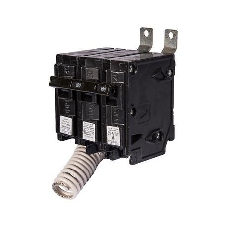 Siemens SpeedFax™ B23000S01 Molded Case Circuit Breaker, 120/240 VAC, 30 A, 10 kA Interrupt, 2 Poles, Thermal Magnetic Trip