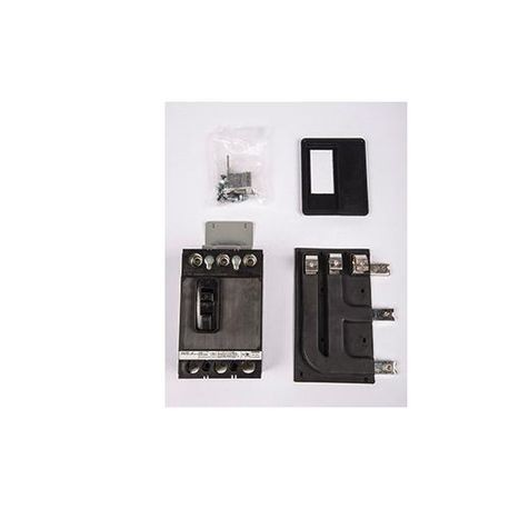 Siemens MBKQJ3150 Main Breaker Mounting Kit With Breaker, 150 A, 3-Pole, 10 kA at 240 VAC, For Use With QJ2/QR2 Breaker in P1 Original Panelboard