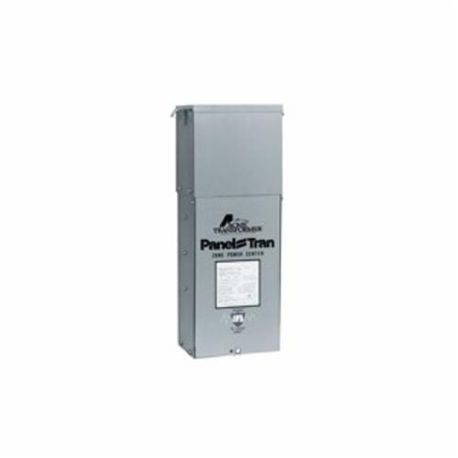 Acme Electric® PT061150010LS Panel-Tran® Power Center, 480 VAC Primary, 120/240 VAC Secondary, 60 Hz, 1 Phase