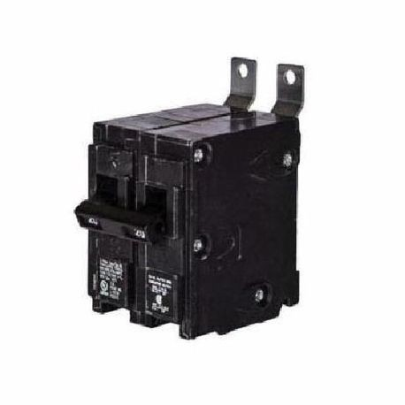 Siemens SpeedFax™ B225M Molded Case Circuit Breaker With Insta-Wire, 120/240 VAC, 25 A, 10 kA Interrupt, 2 Poles, Thermal Magnetic Trip