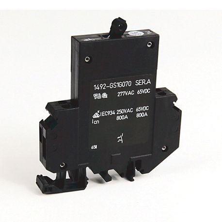 1492-GS Miniature Circuit Breaker, 1-pole, 7.0 A
