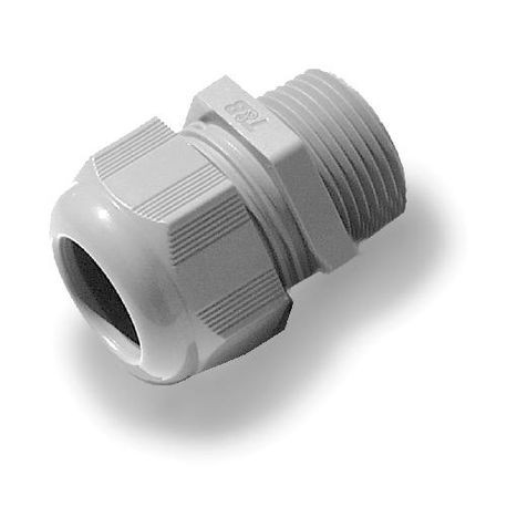 1/2 IN CABLE GLAND;W/2HOLE GROMMET