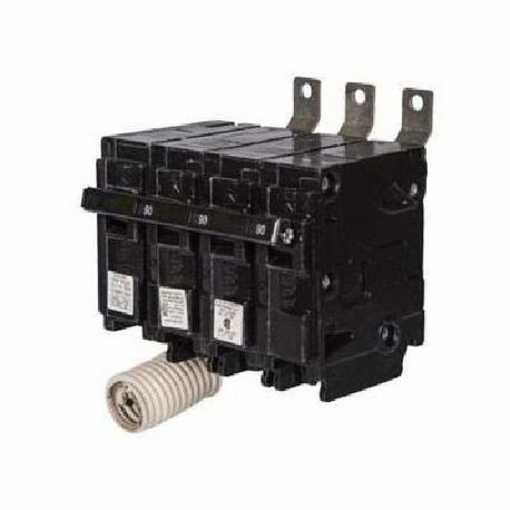 Siemens SpeedFax™ B3100HF Molded Case Circuit Breaker With Insta-Wire, 240 VAC, 100 A, 22 kA, 3 Poles, Thermal Magnetic Trip