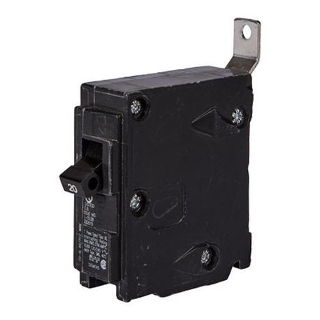 Siemens SpeedFax™ B120Y Molded Case Circuit Breaker With Insta-Wire, 120 VAC, 20 A, 10 kA Interrupt, 1 Poles, Thermal Magnetic Trip