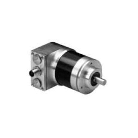 Absolute Encoder, DeviceNet Multi-Turn Magnetic Encoder, Two 5-Pin Male  Micro QD (One Male, One Female)