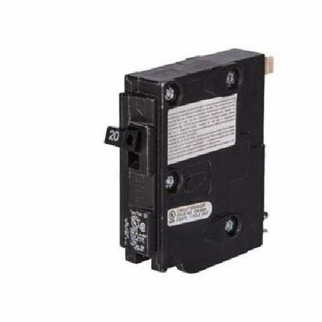 Siemens D140 Type QD Low Voltage Circuit Breaker, 120 VAC, 40 A, 10 kA, 1 Pole