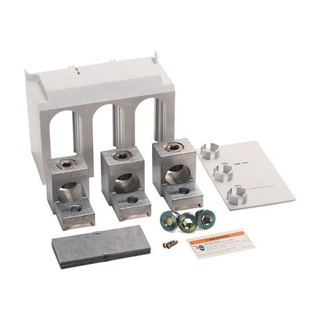 140U, 140UE Molded Case Circuit Breaker Accessories, L-Frame Terminal Lugs