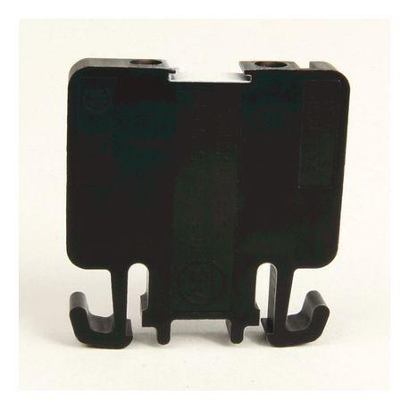1492-H Finger-Safe Terminal Blocks, H-Block,Code 1,Black,No Bulk Pack (Single Block)