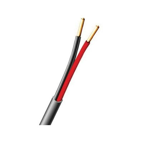 AIPHONE® 87180210C Unshielded Multi-Conductor Cable, (2) 18 AWG Solid/Non-Shielded Conductor, 1000 ft L