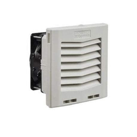 Hoffman HF0524414 MCLF Filter Fan, 24 VDC, 0 35 A, 8 4 W, 35 cfm, NEMA  12/IP54 Enclosure