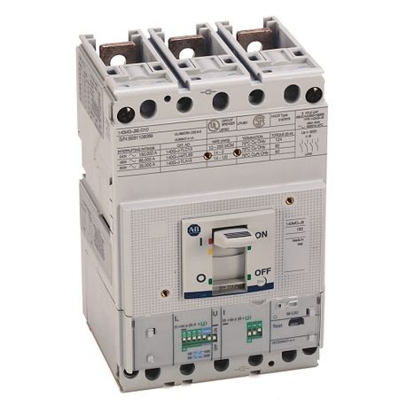 140MG - Motor Protection Circuit Breakers, J frame, 35..65 kA at 480V, Thermal/Magnetic, TMD, Rated Current 100 A