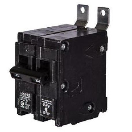 Siemens SpeedFax™ B260H Molded Case Circuit Breaker, 120/240 VAC, 60 A, 22 kA Interrupt, 2 Poles, Thermal Magnetic Trip