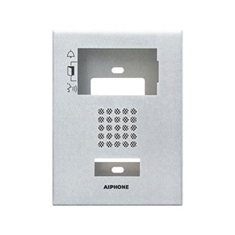 AIPHONE® IX-SDH Network Door Station Enclosure, Stainless Steel