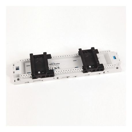 141A MCS Mounting System Adapter Modules, MCS Mounting Module, 45mm x 228mm, No Electrical Connections, 2 MCS Specific Top Hat Rail