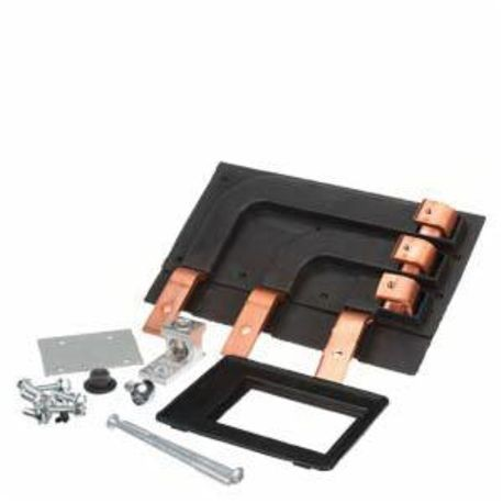 Siemens SMBKFD3 Breaker Mounting Kit, For Use With: FD6, FXD6, HFD6, HFXD6 Circuit Breaker, S1/S2 and SE Panels, Specifications: 3-Phase, 225 A