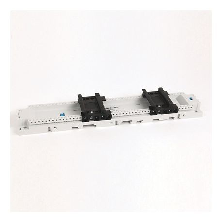141A MCS Mounting System Adapter Modules, MCS Mounting Module, 54mm x 283mm, No Electrical Connections, 2 MCS Specific Top Hat Rail