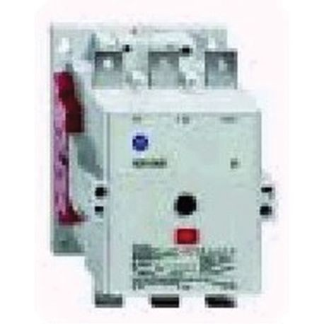 100S-D Safety Contactor, IEC, 300 A,110-130V 50/60Hz / 110-130V DC Electronic Coil w/ Elec. Interface, 2 N.O. 2 N.C.