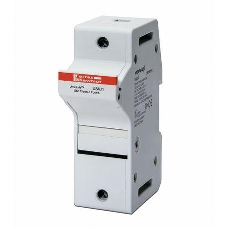 Superb Ferraz Shawmut Ultrasafe Us6J3I Finger Safe Modular Fuse Holder Wiring Digital Resources Lavecompassionincorg