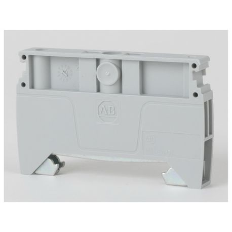 Allen-Bradley 1492-EAP35 DIN Rail Normal Duty End Anchor, For Use With: Push-In Terminal Block