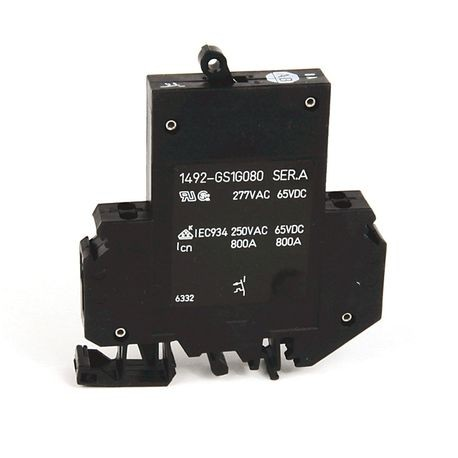 1492-GS Miniature Circuit Breaker, 1-pole, 8.0 A