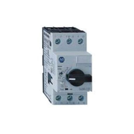 Allen-Bradley 140M-D8E-C16-KN High Break Standard Motor Protection Circuit Breaker, 480/600 VAC, 16 A, 65/30 kA Interrupt, Adjustable Thermal/Fixed Magnetic Trip