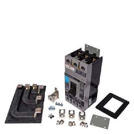 Siemens MBKFD3250A Main Breaker Mounting Kit With Breaker, 250 A, 3 Pole, 65 kA at 240 VAC, 35 VAC at 480 VAC Interrupt Rating, For Use With FXD6 Breaker in P1 Next Generation Panelboard