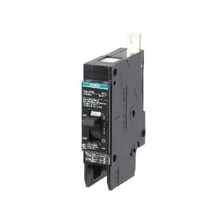 Siemens BQD6160 Type BQD Molded Case Circuit Breaker, 347 VAC, 60 A, 10 kA, 1 Pole, Thermal Magnetic Trip