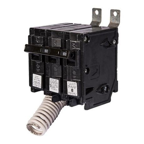 Siemens B235H00S01 Type BLH Molded Case Circuit Breaker, 120/240 VAC, 35 A, 22 kA Interrupt, 2 Poles, Thermal Magnetic Trip
